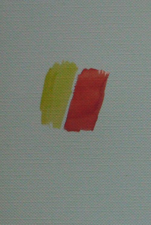blending oil paint
