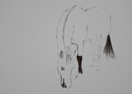 Horse Painting Step by Step 3