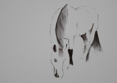 Horse Painting Step by Step 4