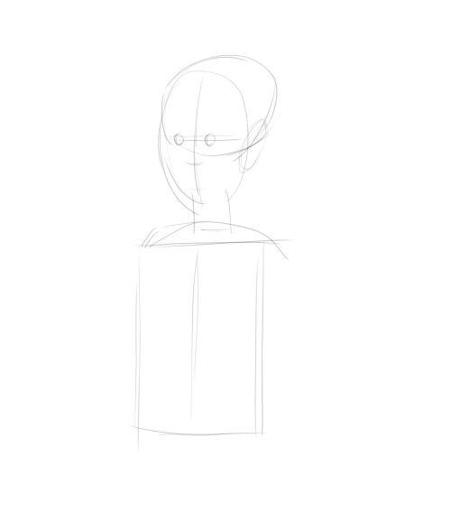 Fairy Drawings in Pencil 3