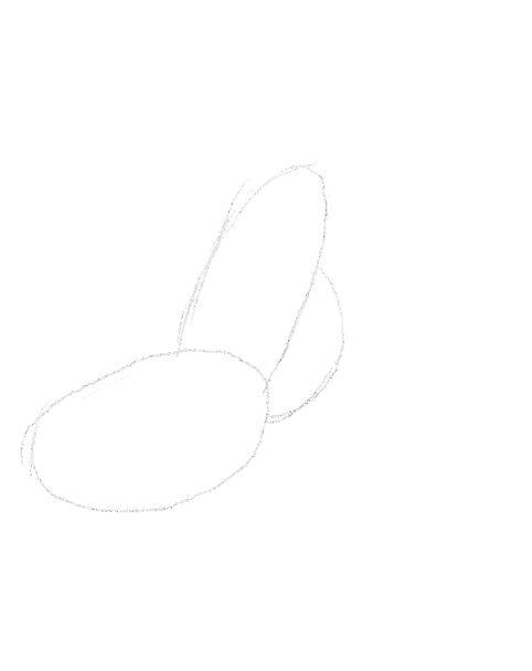 simple dragon drawing breakdown sketch
