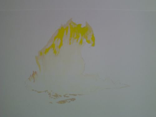 Flame Drawing 3
